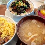 選べる2種セイロご飯(ムスムス (MUSMUS))