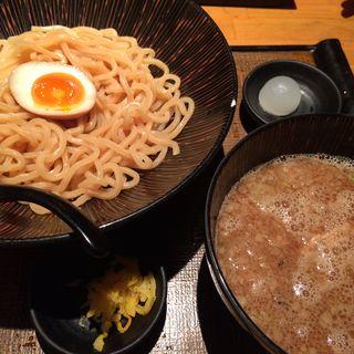 ゆず魚介豚骨つけ麺(麺匠 竹虎 (めんしょう たけとら))