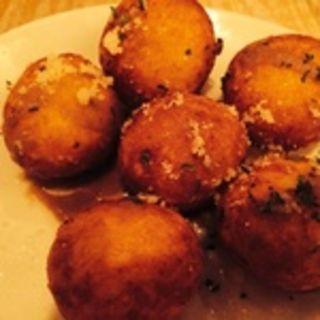 リコッタチーズとジャガ芋の揚げニョッキ(パッパトリア (Pappa Toria))