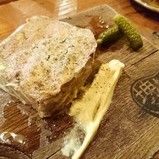 お肉好きの田舎風パテ(塊 KATAMARI ミートバル)