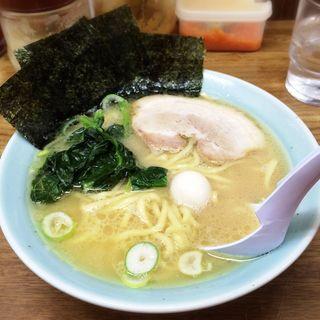 塩ラーメン(ラーメン壱六家 磯子本店)