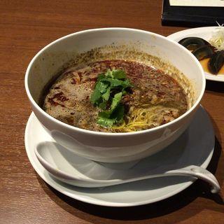 黒胡麻坦々麺(WANG'S GARDEN 武蔵小杉店 (ワンズガーデン))