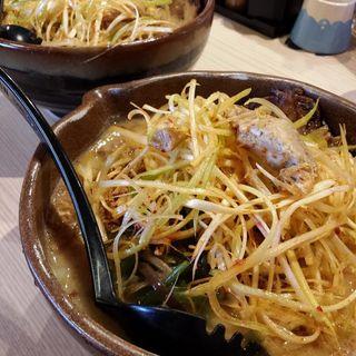 味噌漬け炙りチャーシュー麺(麺屋壱正 小牧店 )