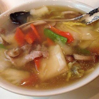 野菜スープ(味珍 下村店 (ミチン))