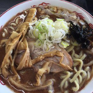 魚介らぁ麺(大)(麺屋 庄太)