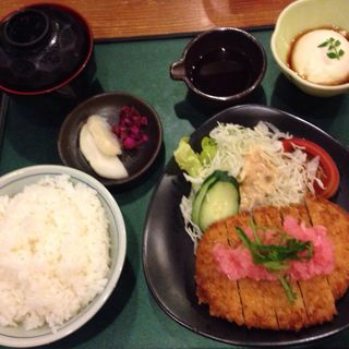 和風鶏かつ膳(鳥せい 本店 (とりせい))
