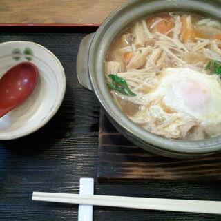 みそ鍋うどん(丸福 )