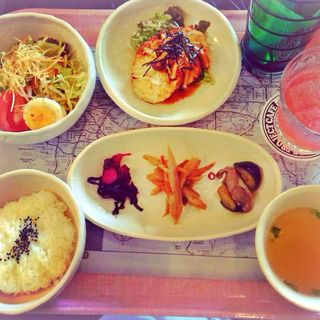 WEEK LUNCH(SIDE PROJECT CAFE)