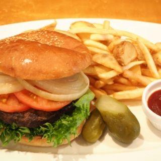 tcc プレミアムバーガー(tcc Steak & Seafood)