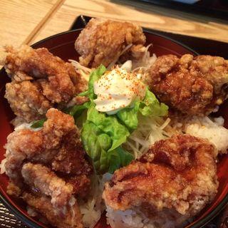鶏南蛮丼(酉十郎 川崎店 (とうじゅうろう))