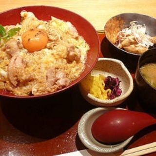 親子丼(酉十郎 川崎店 (とうじゅうろう))