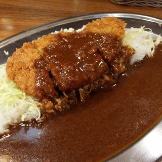 黒豚ロースカツカレー(シェフズキッチンカレー厨房渋谷店 )