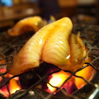 アナゴの炭火焼き(味福 )