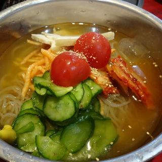 冷麺(海雲亭 小倉本店 (カイウンテイ))