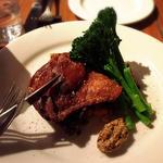 シャラン産鴨のコンフィと白インゲン豆