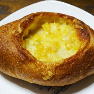 チーズフランスパン(ル パン ドゥ ジョエル・ロブション 渋谷ヒカリエ店)