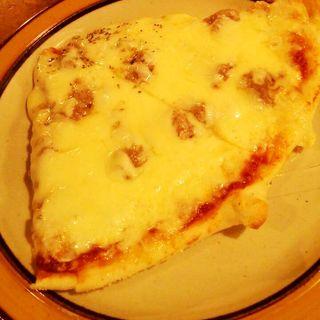 ランチ ピザセット(ミックスピザ)(トニーズピザ (TONY's PIZZA))