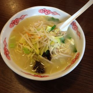 タンメン(勇記餃子房 (ユウキギョウザボウ))