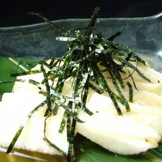 山芋のおひたし(シャカリキ)
