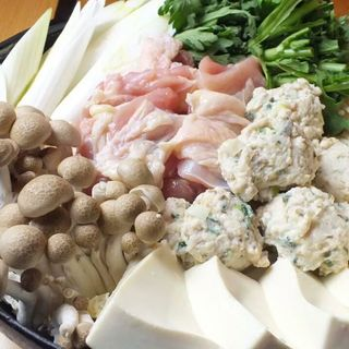 地鶏のちゃんこ鍋(シャカリキ)