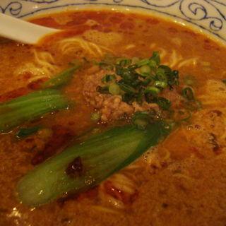 担担麺(善道)