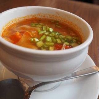 野菜スープ(ルコックロティ (Le Coq Roti))