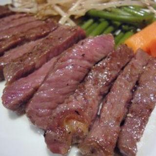 スペシャルステーキ定食180g(パンドラ 西口店 )