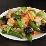 ツオシーチン(八宝菜)
