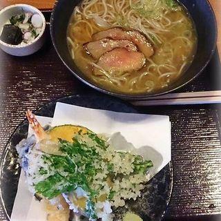 鴨蕎麦(御嶽)