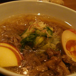 和風冷麺のセット(全5品)(雪月花 神田川 (せつげっか かんだがわ))
