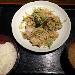 日替り定食(豚○商店 AISHI 新宿店 (とんまるしょうてん あいし))