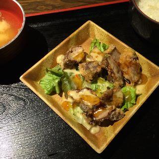 豚南蛮定食(豚○商店 AISHI 新宿店 (とんまるしょうてん あいし))