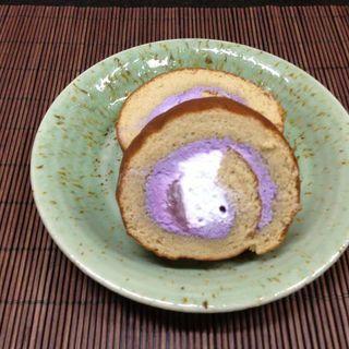 そば粉ロールケーキ(喜多八)