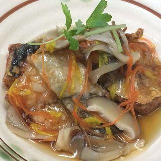 五色野菜あんかけ(喜多八)