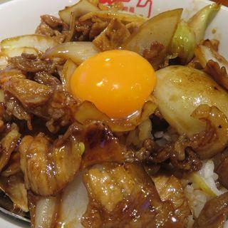 肉飯(小)(紅宝石 (コウホウセキ))