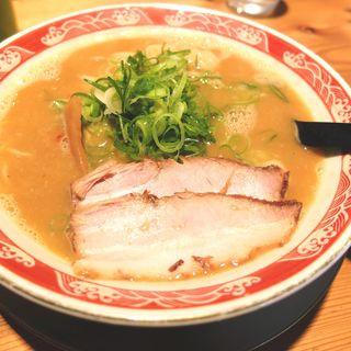 鶏白湯(弁慶ラーメン 本店 )