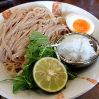鶏魚介つけ麺(よし田 )
