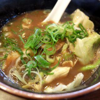 つけ麺(北京亭 本店 )