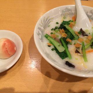 野菜粥(好々亭 (ハウハウテイ ハオハオテイ))