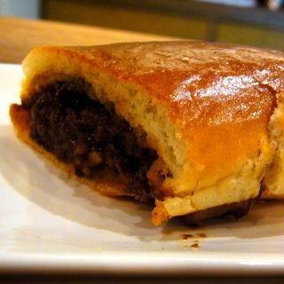 牛スジ肉の赤ワイン煮込みサンドイッチ(エノテカ チ・ディ・ジ (Enoteca C.d.G))