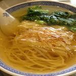 ねぎ汁そば(順徳 (ジュントク))