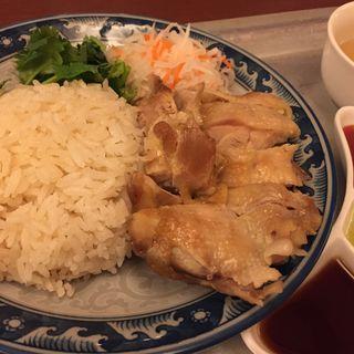 チキンライス(ベトナミーズ・シクロ Echika表参道 (VIETNAMESE CYCLO))