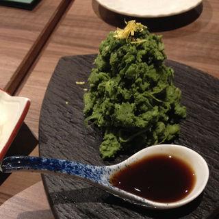 抹茶ぽてとサラダ(GREEN TEA RESTAURANT 1899 OCHANOMIZU (グリーン ティー レストラン イチハチキュウキュウ))