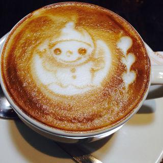 カフェラテアート(THE CAFE (【旧店名 JOJO】))