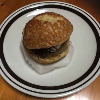 銅なべ手炊きエスプレッソカスタードのシュークリーム(C3 横浜そごう店 (シーキューブ))