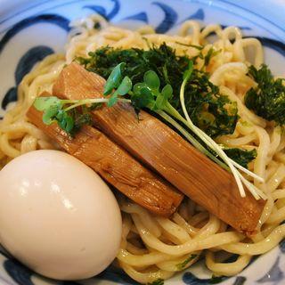 旨辛つけ麺(一乗寺つるかめ )