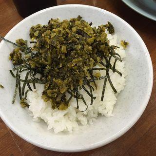 高菜ご飯(しぇからしか 東灘店 )