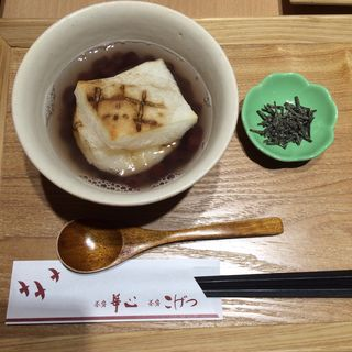 京善哉(茶房こげつ 嵐山店 )