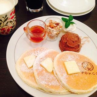 porcoプレーンパンケーキ(PORCO (ポルコ))
