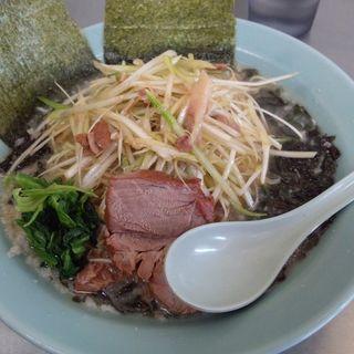 岩のりネギラーメン (ラーメンショップ 新守谷店)